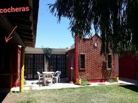 Vendo  5 cabañas bungalow  en San Rafael Mendoza  100mil dolares