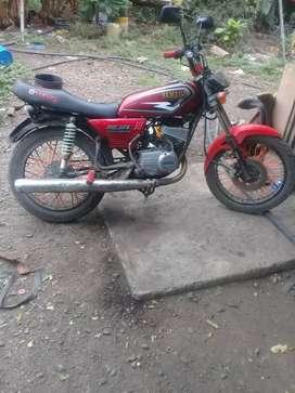 Vendo yamaha rx125