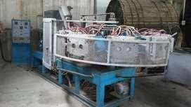 Maquina de Inyección de Suela