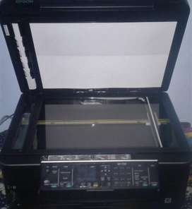 Impresora Epson multifuncional Wf 7510,