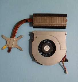 Cooler Y Disipador Notebook Asus T12 Udqflzh05das