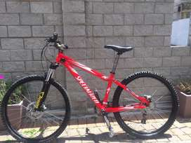 Vendo bicicleta Specialized
