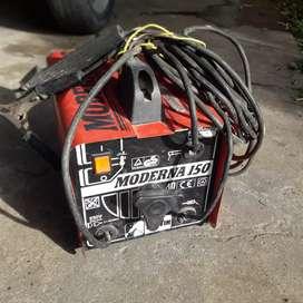 Soldadora eléctrica 150 AMP