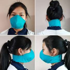 Cubre boca y nariz