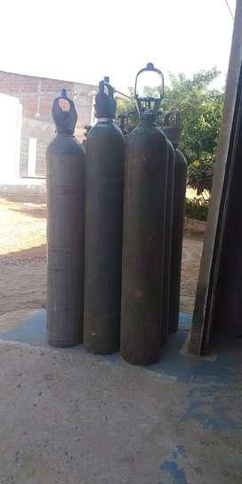 cilindros de oxígeno 15 unidades para la venta