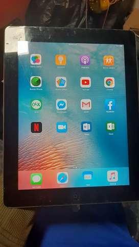 Vendo iPad de 2da generación