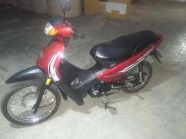 Moto 110 Brava Nevada
