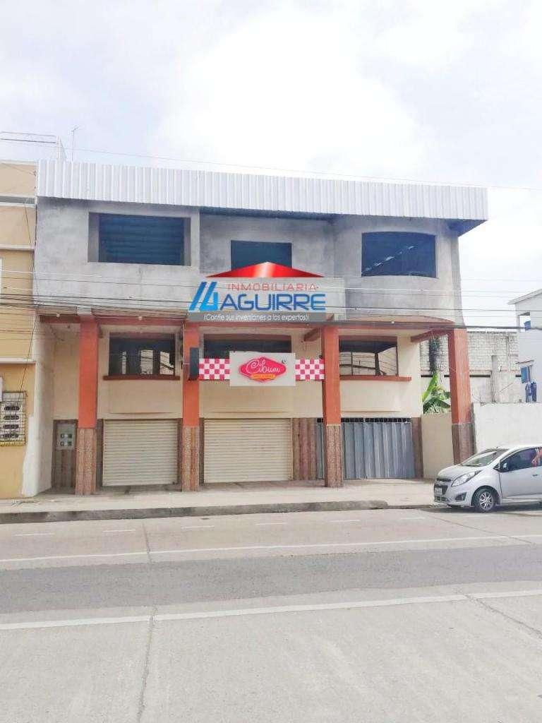 Venta de Edifico Céntrico en Machala 0