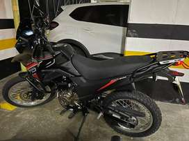 Moto akt TT DS 200