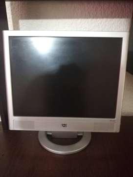 Monitor Hp Vs15 LCD