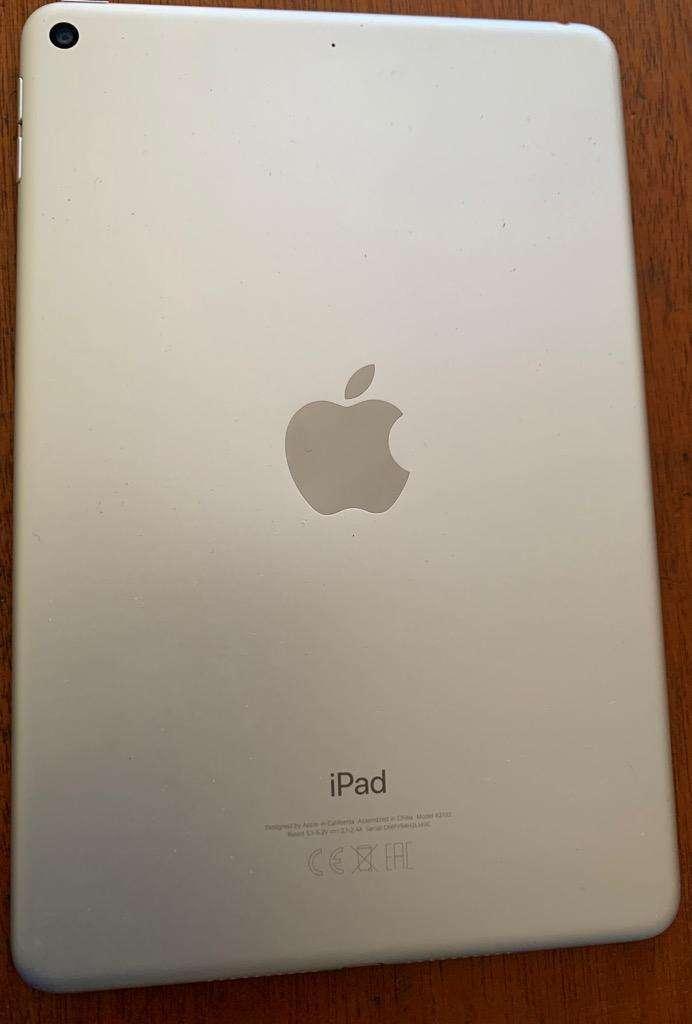 Un iPad mini 5 generacion 0
