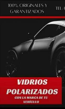 VIDRIOS POLARIZADOS ORIGINALES