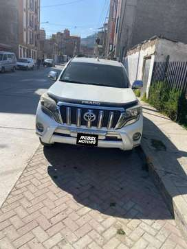 654. TOYOTA LAND CRUISER PRADO