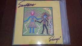 Santana shango lp vinilo primera edición de la época hago envíos