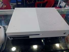 Xbox One S (Blanca)
