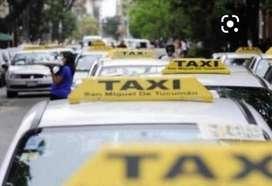 Licencia de Taxi SM de Tucuman
