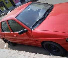 Ford color rojo