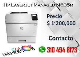IMPRESORA HP 605M