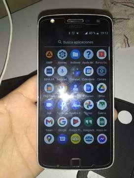 Vendo Motorola Z Play libre de fabrica sin detalles