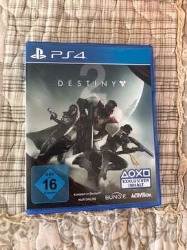 Destiny 2-ps4