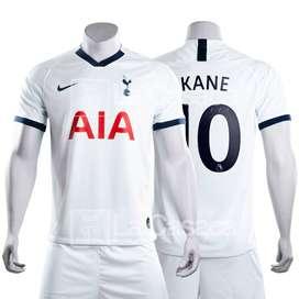 Camiseta Tottenham Local 19-20 Harry Kane - Heung-min Son