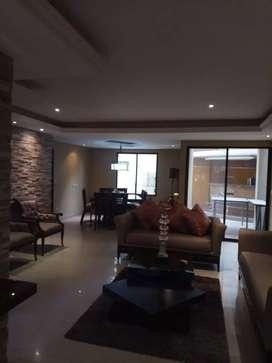 Alquiler de Casa amoblada en Samborondon