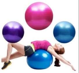 Balón Pilates Para Ejercicio 65cm Gymball Gym Gimnasio