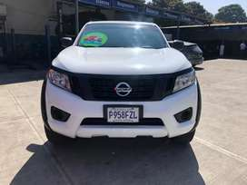 NISSAN FRONTIER NP300 AÑO 2016 MOTOR 2.5TD MECÁNICO 4X4
