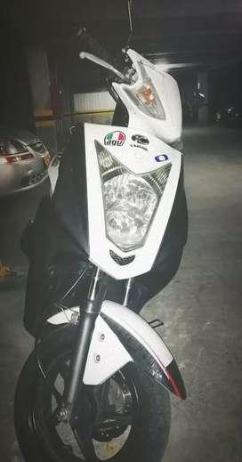 Vendo moto kymco fly 125 lista para traspaso