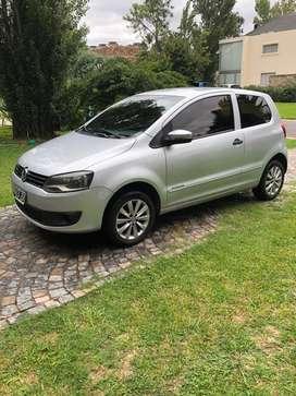 Volkswagen Fox 1.6 Comfortline 2012 3P