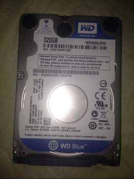 Disco Duro 320gb