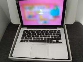Macbook pro core i 7