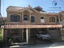Casa en venta sector Colegio Ciudad de Cuenca, Ordoñez Lasso