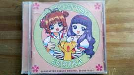 CD de Card Captor Sakura original