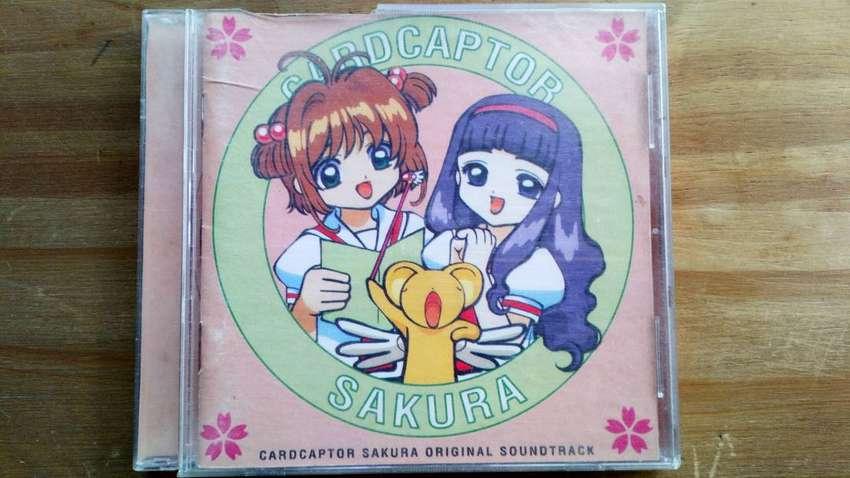 CD de Card Captor Sakura original