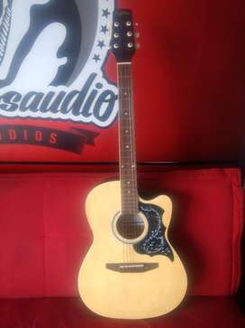Vendo Hermosa Guitarra California Cag23