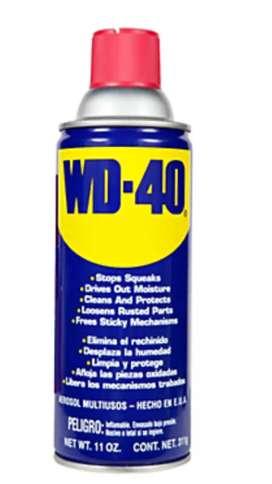VENDO WD-40  ENVASES GRANDES A TAN SOLO 250