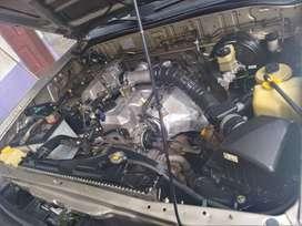 Mazda cabina simple 4x4