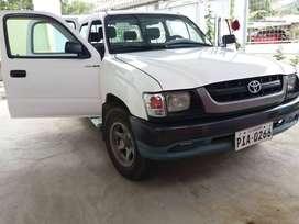 Toyota hilux 2004