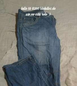 Remeras y jeans