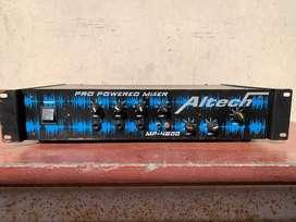 Amplificador Altech Pro Power Mixer Mp4200