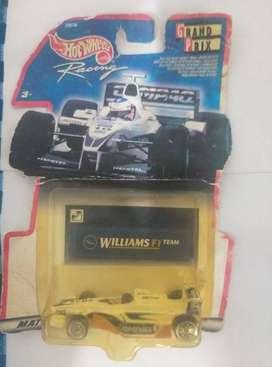 Carro Formula 1 F1 Bmw Power (1998) - Hot Wheels