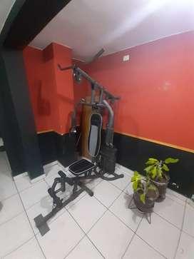 Maquina Gym Multifuncional