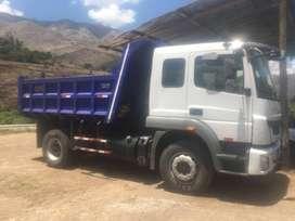 vendo camion volquete mitsubishi