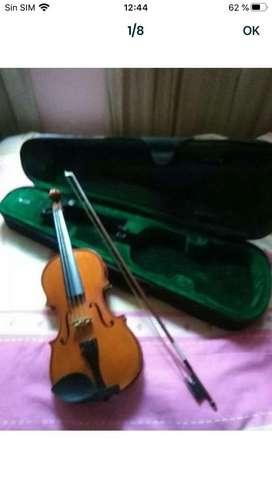 Violin 3/4 primer buen estado