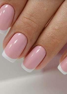 Promoción uñas Acrílicas y semipermanentes