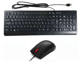 Teclados y Mouse (precio a consultar)