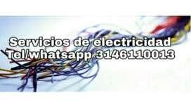 Electricista en Manizales