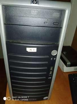 Servidor HP ML110 G5