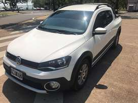 Vw Saveiro Cross 1.6 Doble Cabina 2016